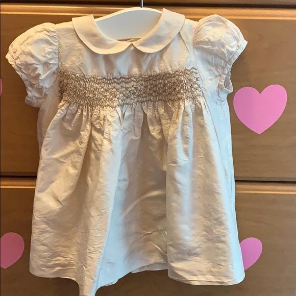 f457f0cde Bonpoint Dresses   Silk Baby Dress   Poshmark